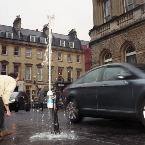 Fountain, 2013