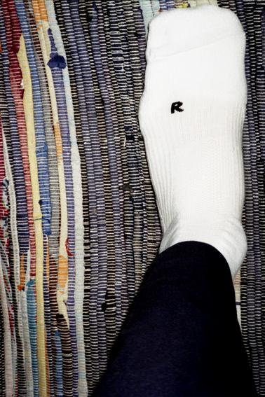 Right Sock, 2013