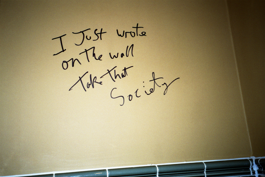 The Writings On The Wall, 2013